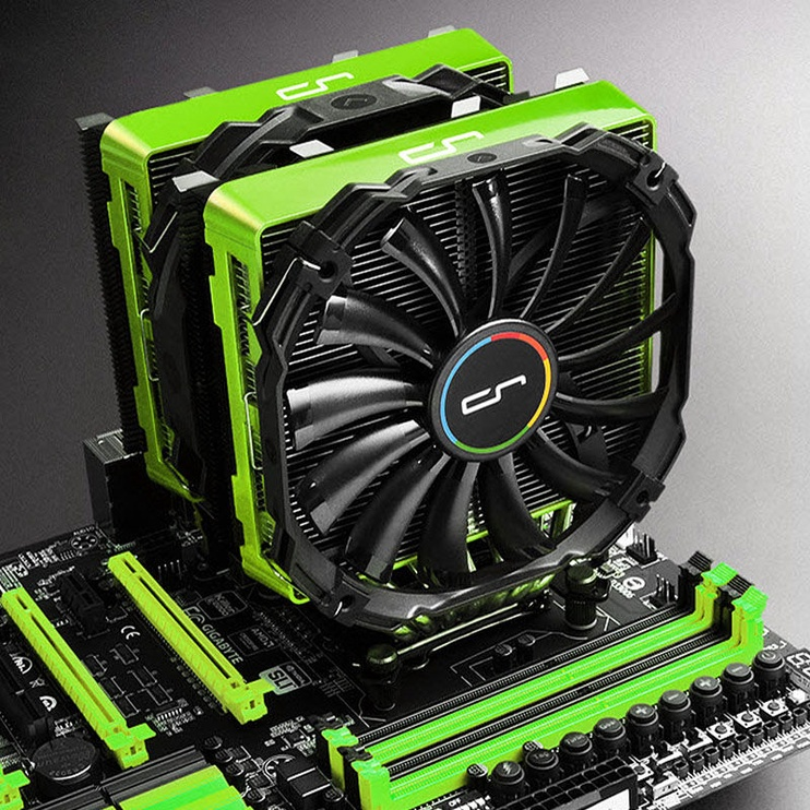Cryorig Cover for R1 Green CR-CCG