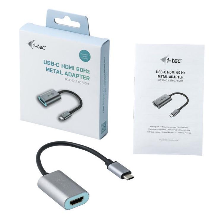 i-Tec USB-C HDMI Adapter 60Hz