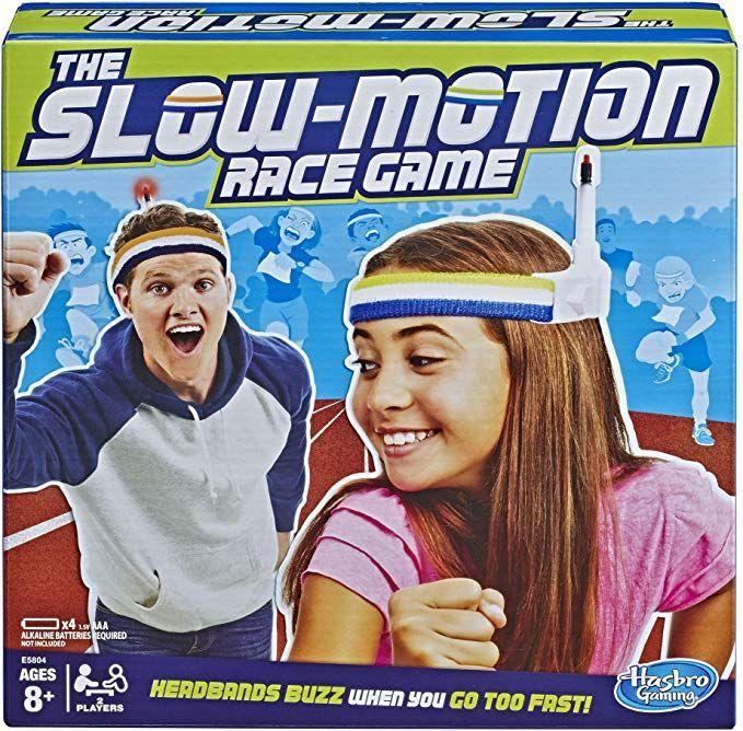 Hasbro The Slow Motion Race Game E5804