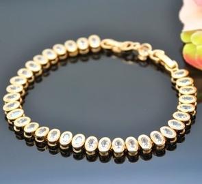 Vincento Bracelet With Stellux Crystal LB-1148
