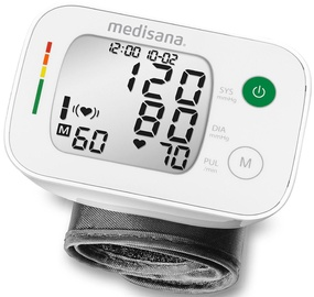 Medisana BW 335 Wrist Blood Pressure Monitor White