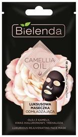 Bielenda Camellia Oil Luxurious Sheet Mask 1pcs