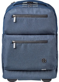 Wenger Rolling Laptop Backpack 15.6'' Blue