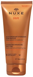 Nuxe Sun Hydrating Enhancing Tanning Cream 100ml