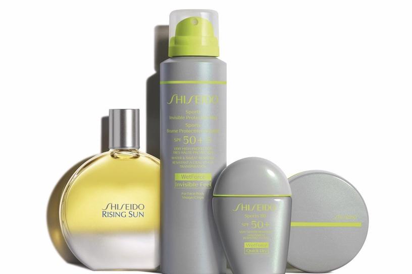 Shiseido Sun Care Sports Bb Compact Foundation SPF50 12g Medium