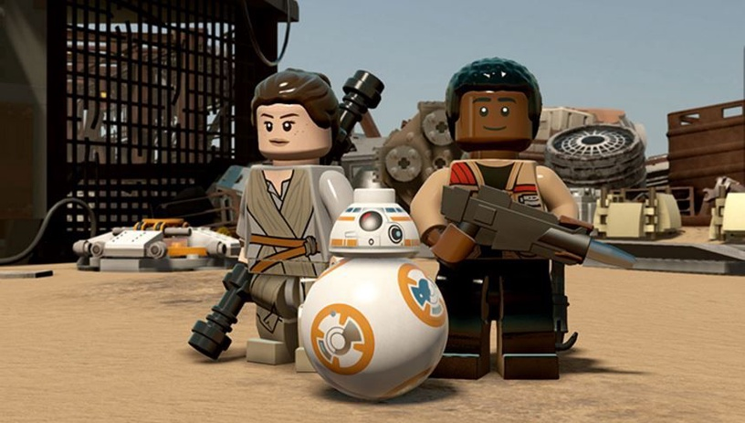 Wii mäng LEGO Star Wars: The Force Awakens Wii U