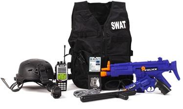 Vaidmenų žaidimas SWAT Armed Forces Set