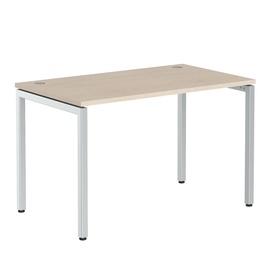 Skyland Xten-S XSST 127 Table 120x70cm Beech Tiara/Aluminium
