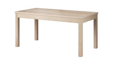 Pusdienu galds WIPMEB Anton, ozola, 1600 - 2000x800x760mm