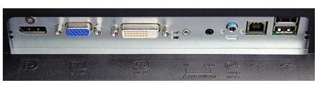 """Monitorius NEC EA223WM Black, 22"""", 5 ms"""