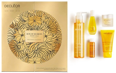 Decleor Micellar Oil 150ml +  50ml 1000 Grain Body Exfoliator + 15ml Aromessence Neroli + 15ml Neroli Night Balm + 15ml Dry Body Oil