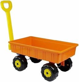 Liivakasti mänguasjade komplekt RoGer, oranž