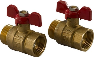 Uponor Vario Ball Valve 2pcs