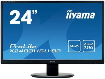 Monitorius Iiyama X2483HSU-B3