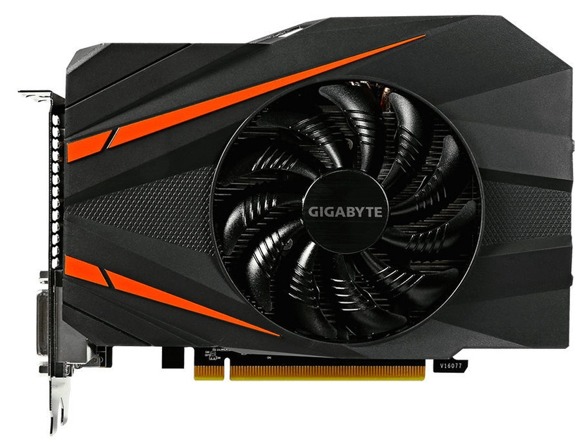 Gigabyte GeForce GTX1060 Mini ITX OC 3GB GDDR5 PCIE GV-N1060IXOC-3GD