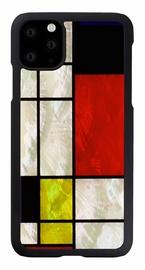 iKins Mondrian Back Case For Apple iPhone 11 Pro Max Black