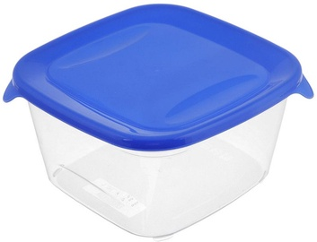 Curver Food Container Square 1,2L Fresh&Go Blue