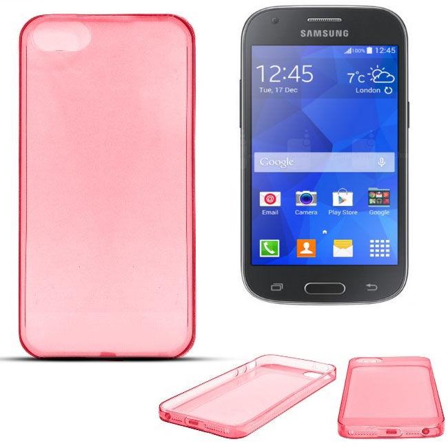 a8f6c1957f7 Telone Ultra Slim Back Case Samsung Galaxy Ace 4 Coral
