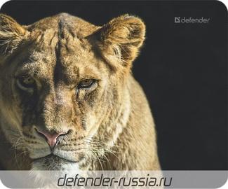 Defender Mouse Pad Wild Animals