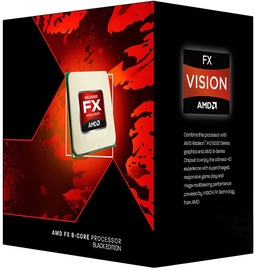 AMD FX-Series FX-8320 SAM3+ BOX FD8320FRHKBOX