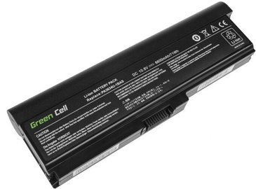 Green Cell Laptop Battery For Toshiba Satellite A660 6600mAh
