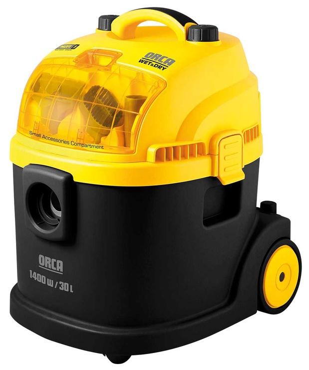 Dulkių siurblys Sencor SVC 3001 Yellow/Black