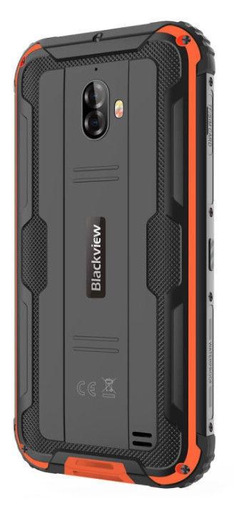 Mobilusis telefonas Blackview BV5900 Orange, 32 GB