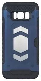 GreenGo Defender Magnetic Back Case For Samsung Galaxy S9 G960 Dark Blue