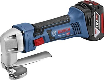 Bosch GSC 18V-16 Cordless Multi Tool with 2 Batteries