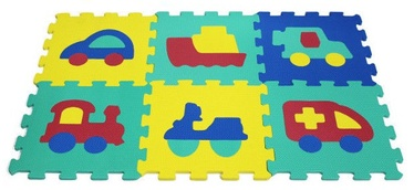 Artyk Puzzle Vechicles X-ART-1007B-6