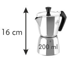Tescoma Paloma Espresso Maker For 3 Cups 0.2l