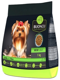 Buoncu Mini Adult Lamb And Rice 1kg