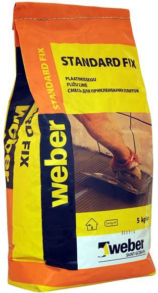 Saint-Gobain Weber Standart Fix Normal, 5 kg