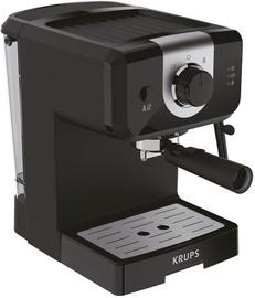 Kapsulinis kavos aparatas Krups XP320830, juodas