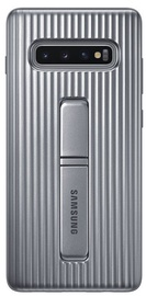 Samsung Protective Standing Cover For Samung Galaxy S10 Plus Silver