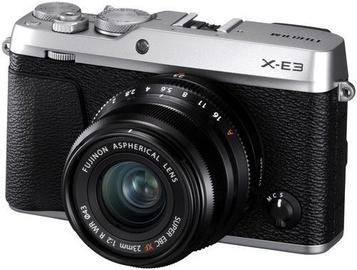 Fujifilm X-E3 + XF 23mm R WR Silver