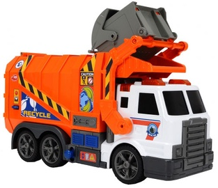 Dickie Toys Garbage Truck Orange 3308369