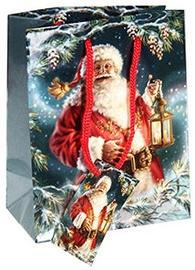Verners Gift Bag Santa 389408