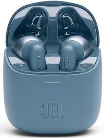 Ausinės JBL Tune 220TWS Blue, belaidės