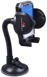 Telefono laikiklis Maclean MC-660 Gooseneck Windscreen Holder Black