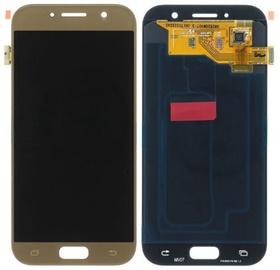 Mobiiltelefoni varuosa Samsung Galaxy A5 2017 Gold (kahjustatud pakend)