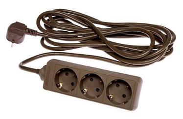 Okko Power Strip 3 Outlet 250 V 16A 5m