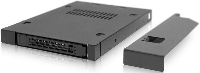 "Icy Dock ToughArmor MB411SPO-B 2.5"" SATA / SAS Mobile Rack"