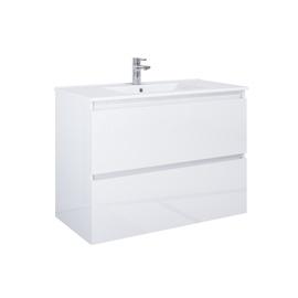 Domoletti Cabinet With Sink Denis 167074+20693 White