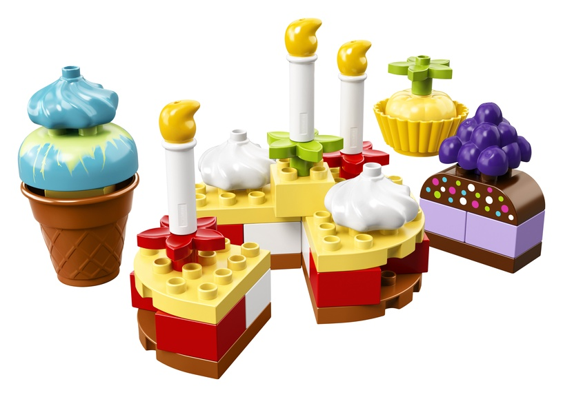 Конструктор LEGO Duplo My First Celebration 10862
