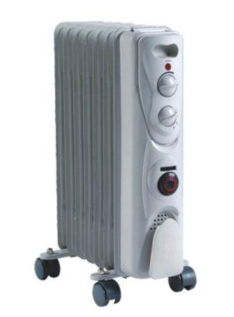 Масляный нагреватель Changer C31-7, 2000 Вт