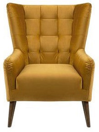 Black Red White Casey Es Armchair Gold