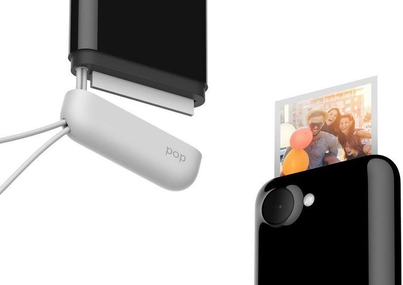 Polaroid Pop Instant Print Digital Camera White