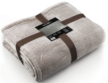 Tekk DecoKing Fluff Brown, 220x240 cm