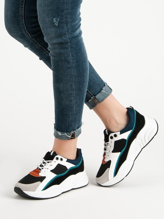Czasnabuty Colored Sneakers 57234 Multicolor 36